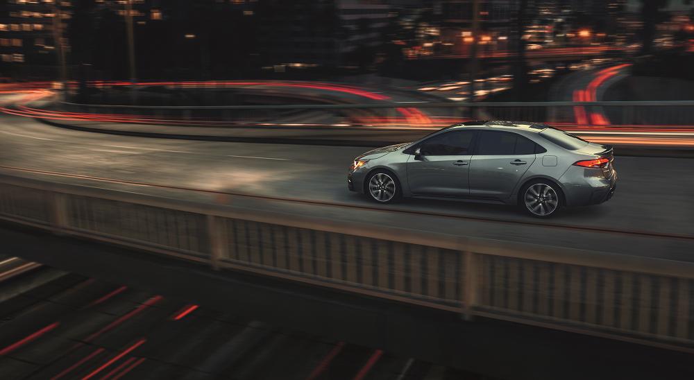 2020 Toyota Corolla Performance