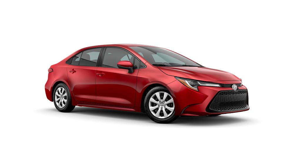 2020 Toyota Corolla Inventory