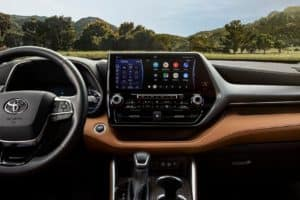 2020 Toyota Highlander Advanced Technology Amenities