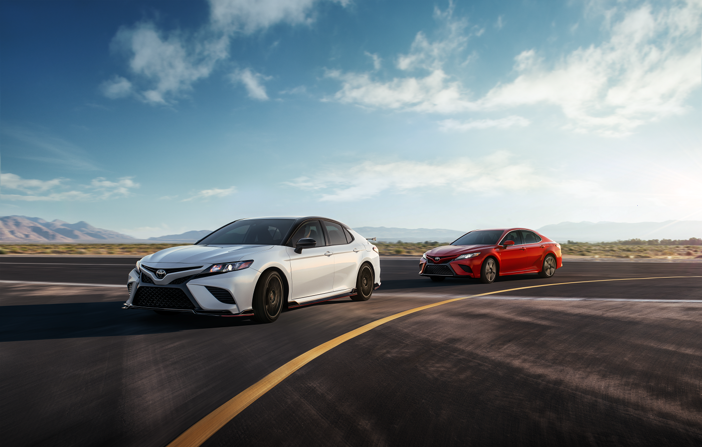 Toyota Camry Fuel Technology