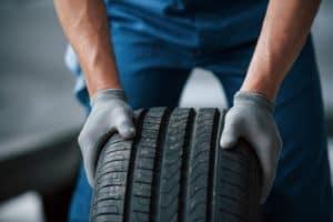 Tire Repair at Toyota Dealer near Conshohocken PA