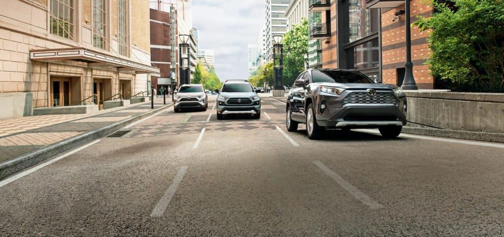 2020 Toyota RAV4 at Toyota Dealer near Philadelphia PA