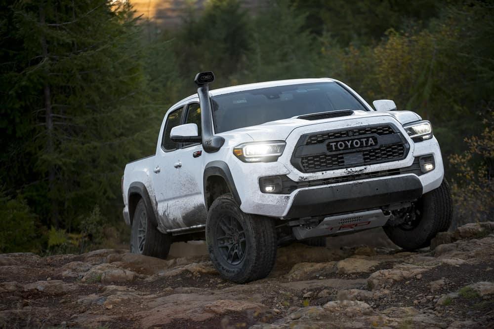 2020 Toyota Tacoma Off-Road