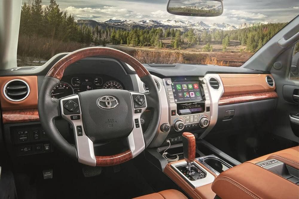 2020 Toyota Tundra Apple CarPlay® Technology