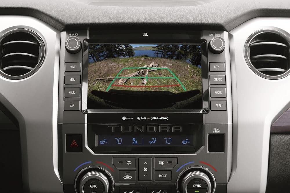 2020 Toyota Tundra Safety Technology