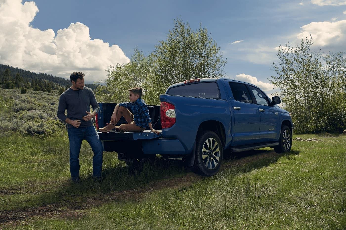 2020 Toyota Tundra Payload