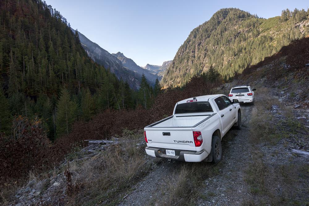 2020 Toyota Tundra Off-Road