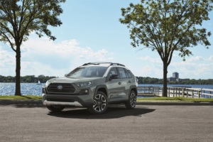 Toyota Certified Pre-Owned RAV4 near Glenside PA