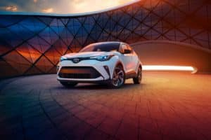 2021 Toyota C-HR Review Trevose PA