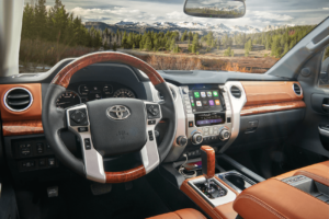 Toyota Tundra vs Ford F-150 Trevose PA