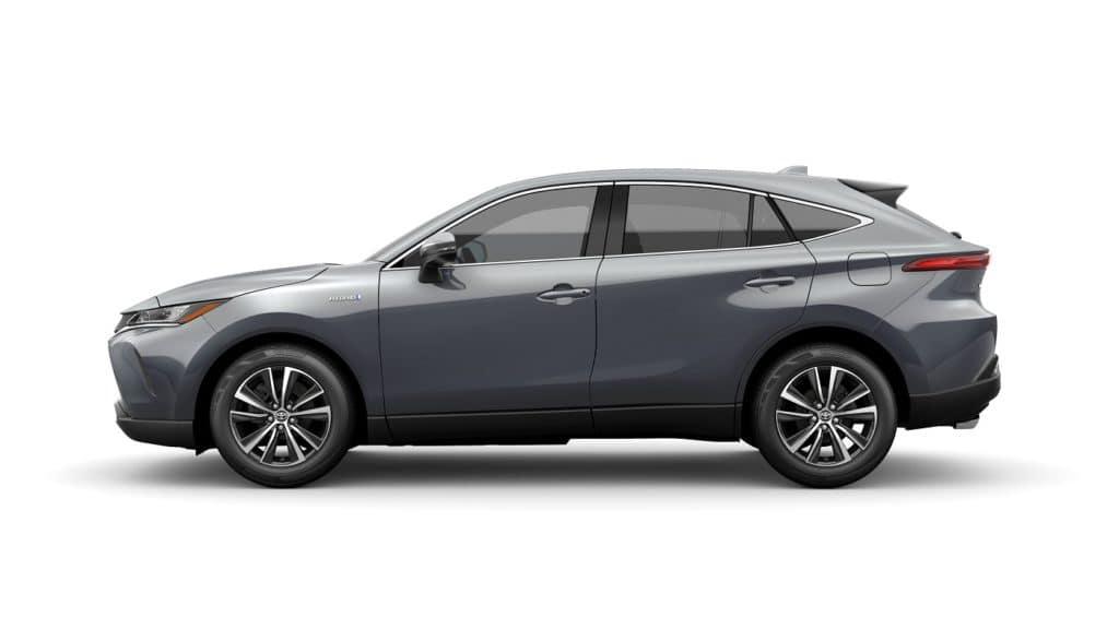 2021 Toyota Venza Silver