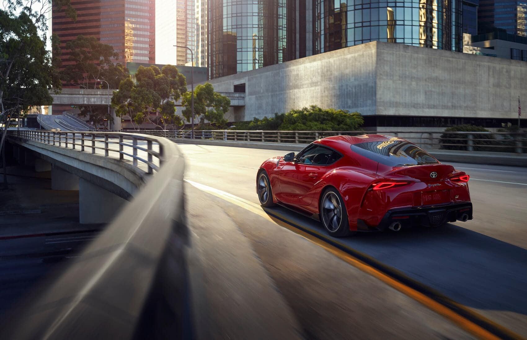 Toyota Supra Performance Specs