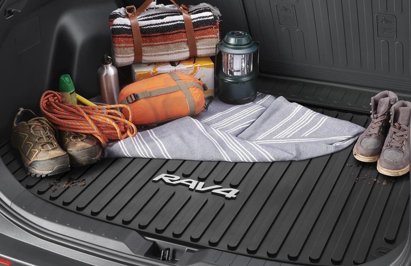 Toyota RAV4 Cargo Space