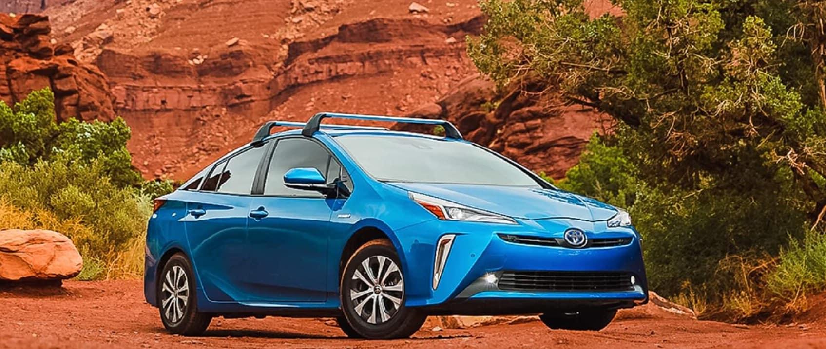 Toyota Prius Electric Specs