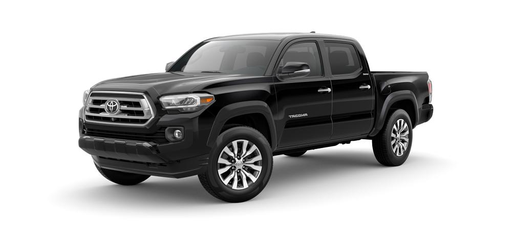 2021 Toyota Tacoma Black