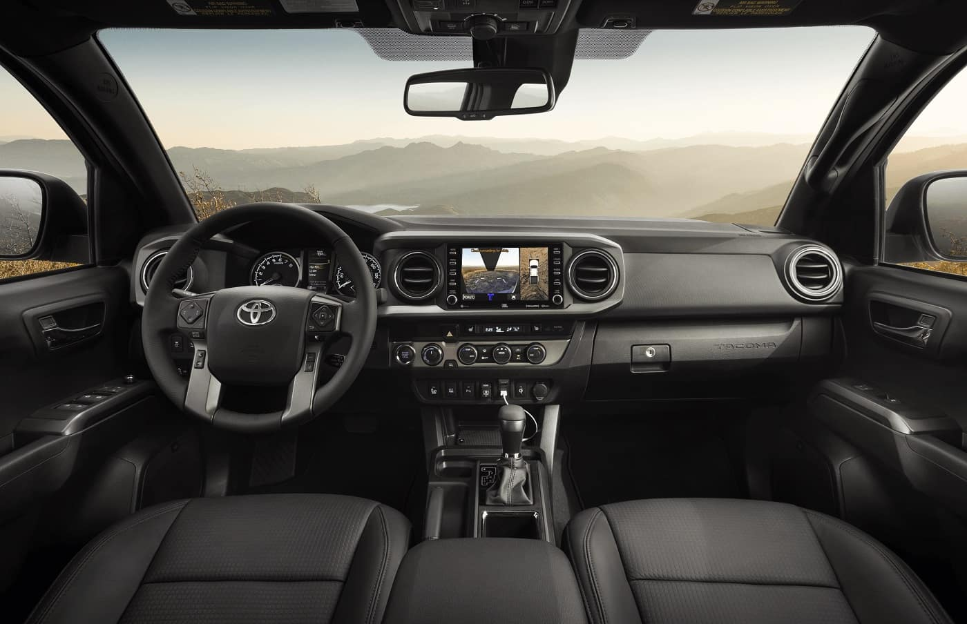 Toyota Tacoma Interior Cabin