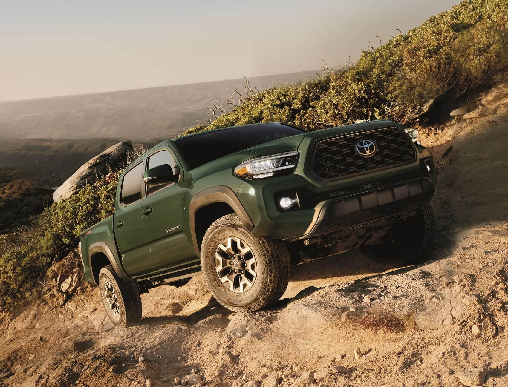 Toyota Tacoma: Small but Mighty