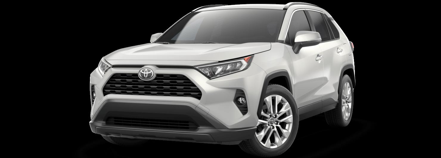 Toyota RAV4 Safety Features