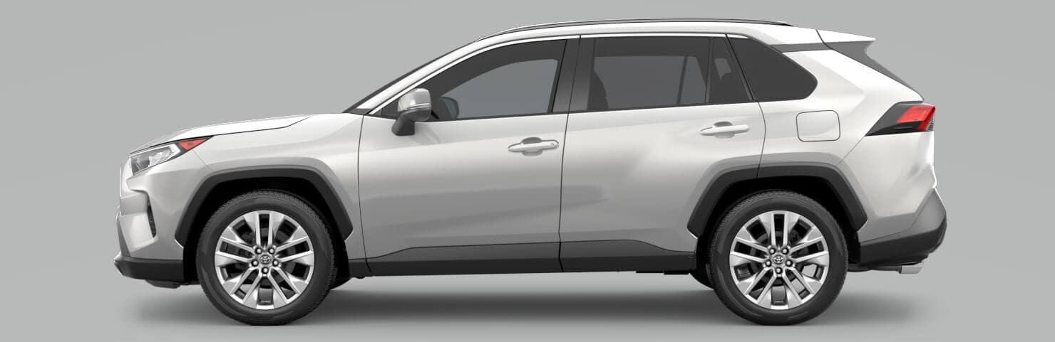 Toyota RAV4 Towing Capacity