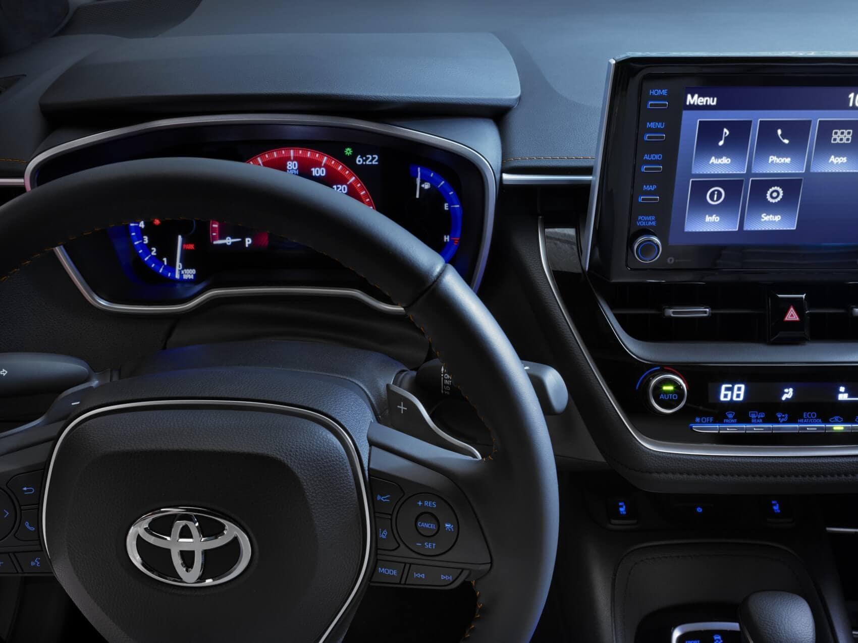 Toyota Corolla Trim Levels