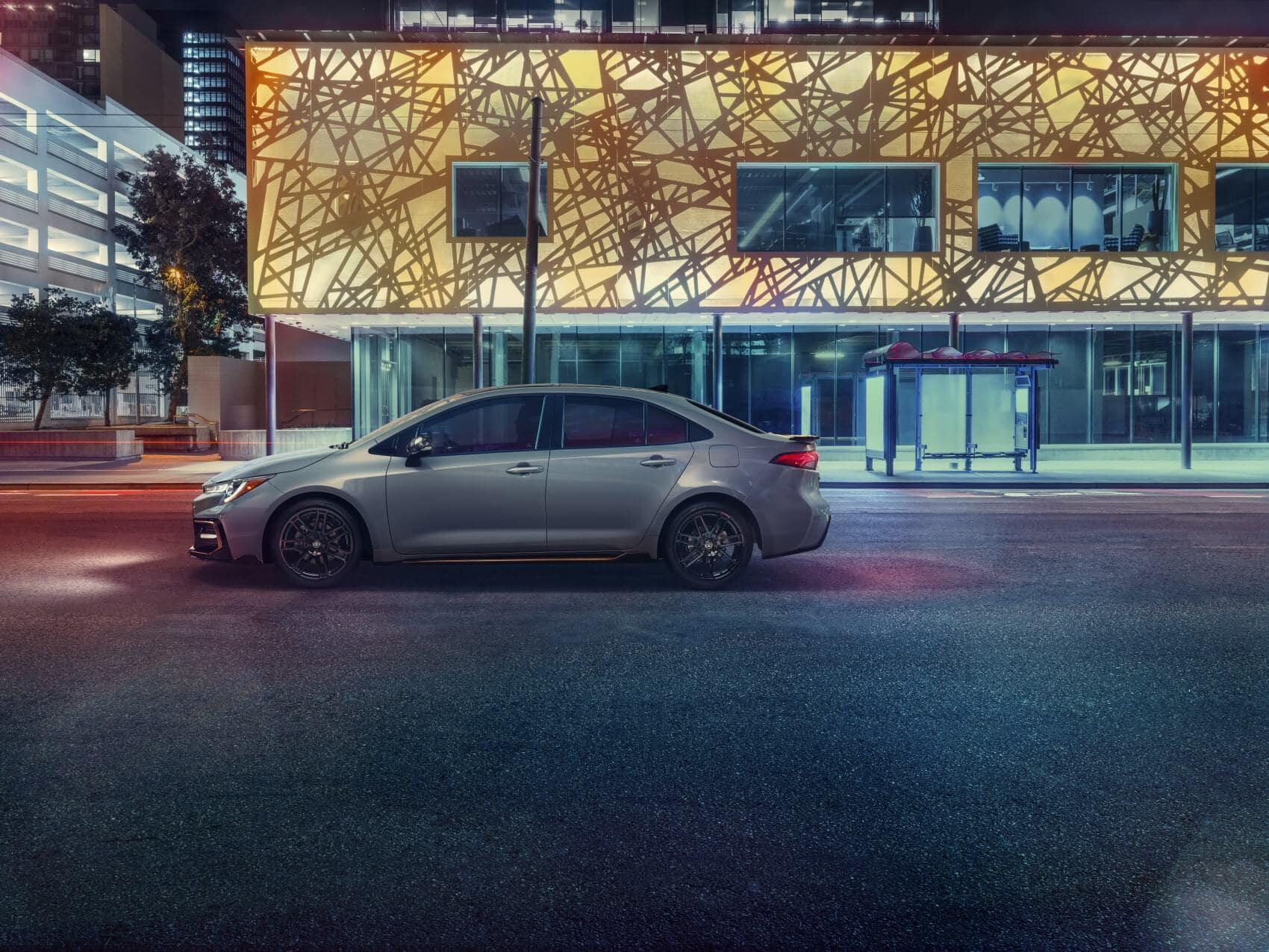 Toyota Corolla vs Honda Civic Safety