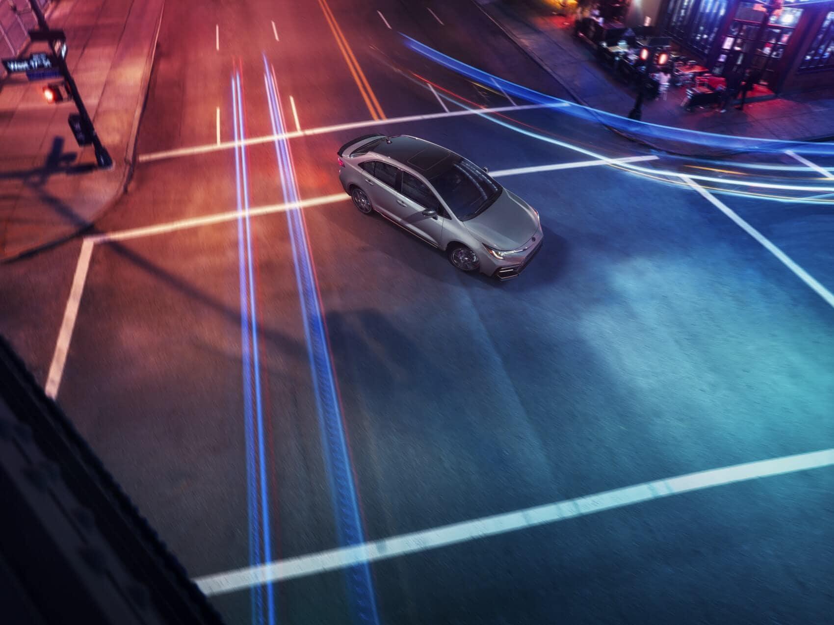 Toyota Corolla vs Hyundai Elantra Safety
