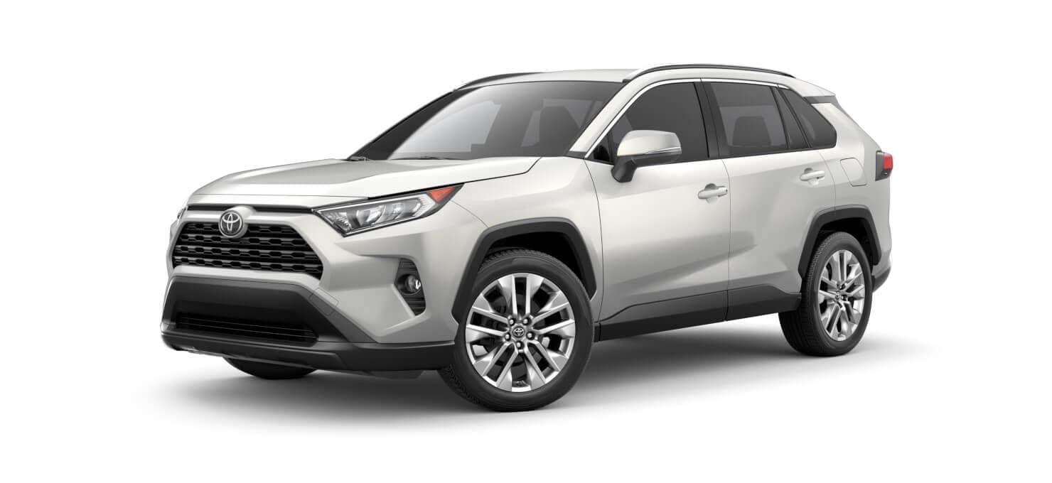 2021 Toyota RAV4 Accessories