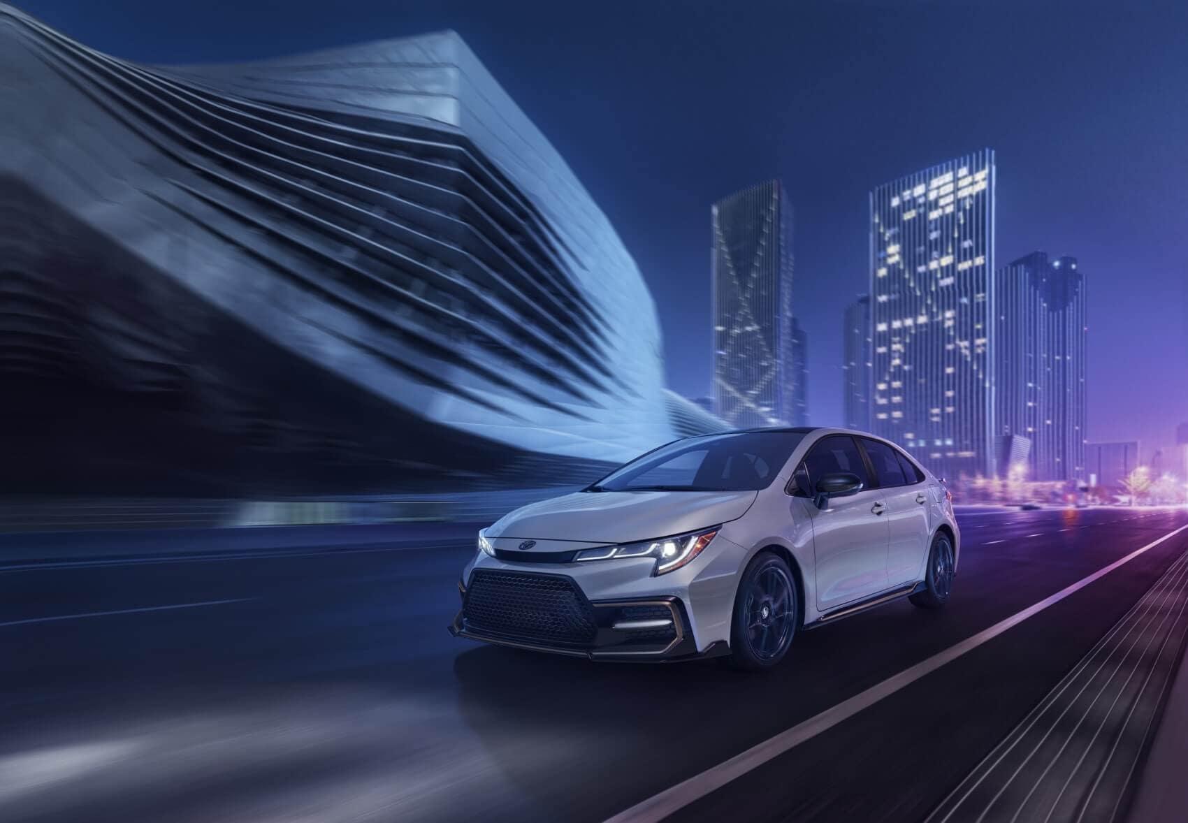 Toyota Corolla vs Hyundai Elantra