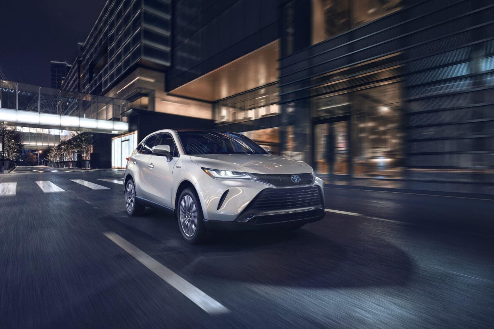 Toyota SUVs Venza