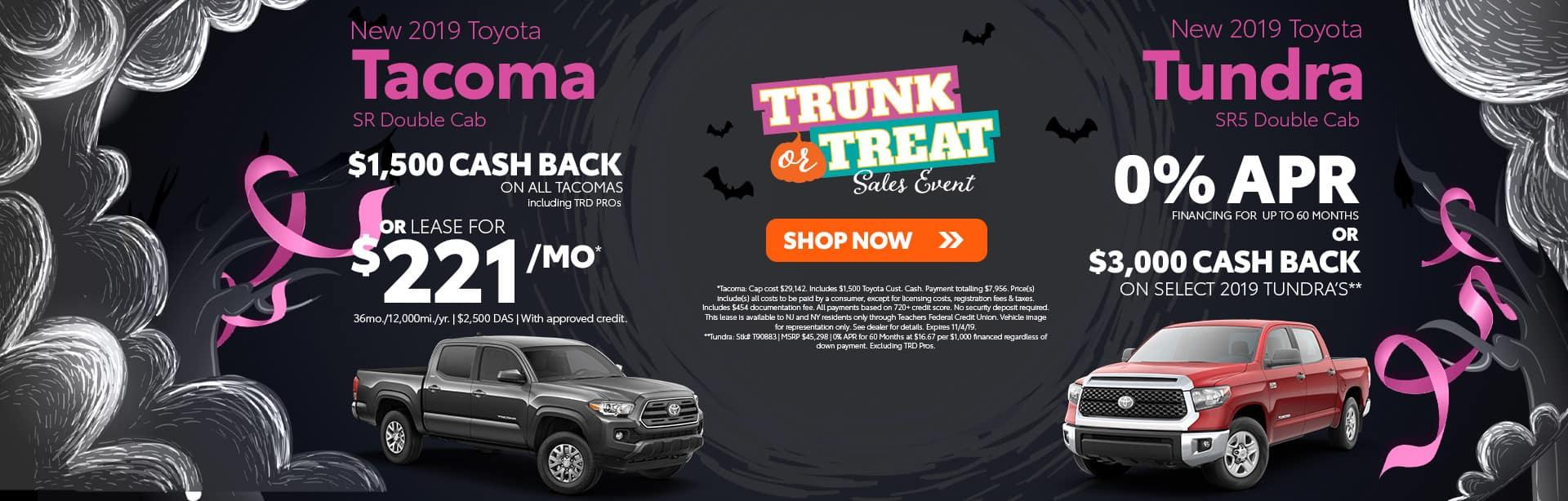 Fred Beans Toyota Tundra Tacoma