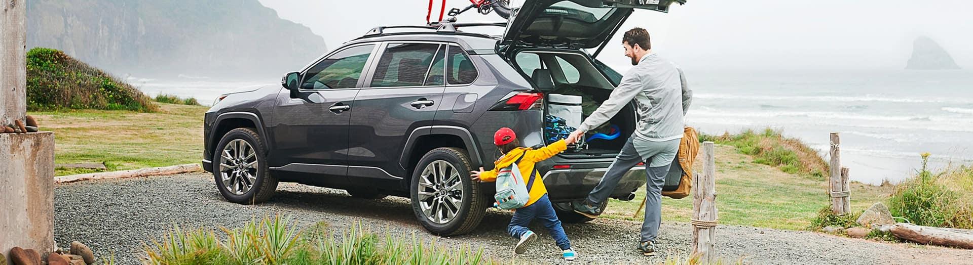 Toyota RAV4 Hybrid lease
