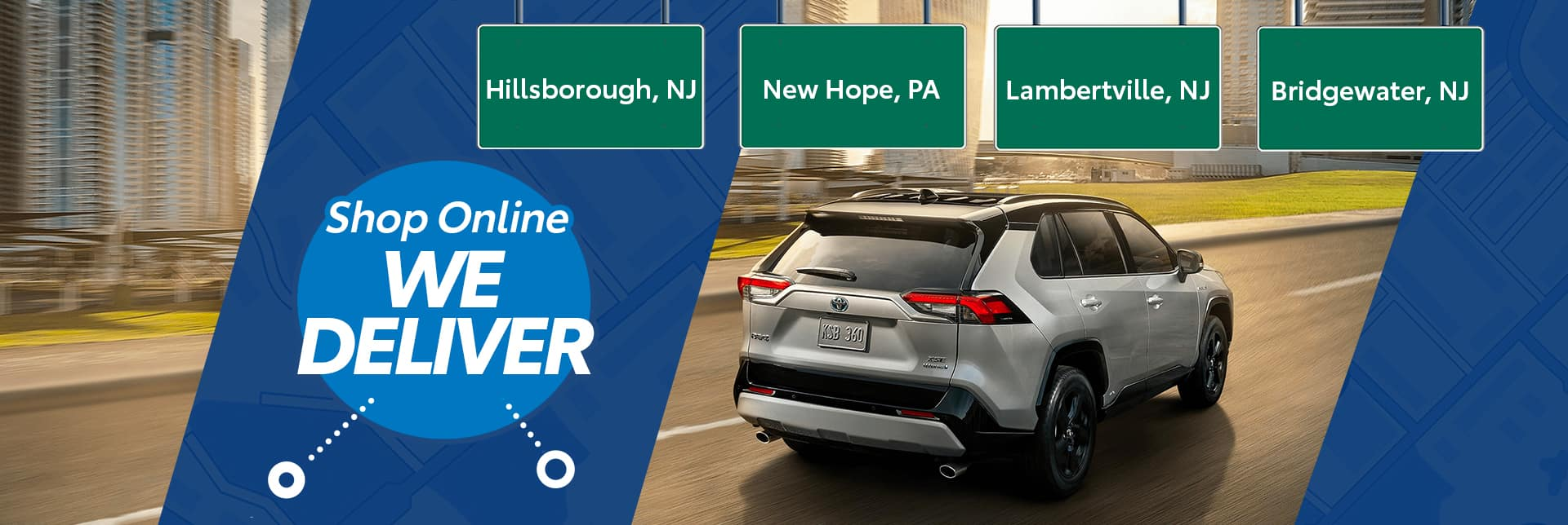 new car delivery NJ