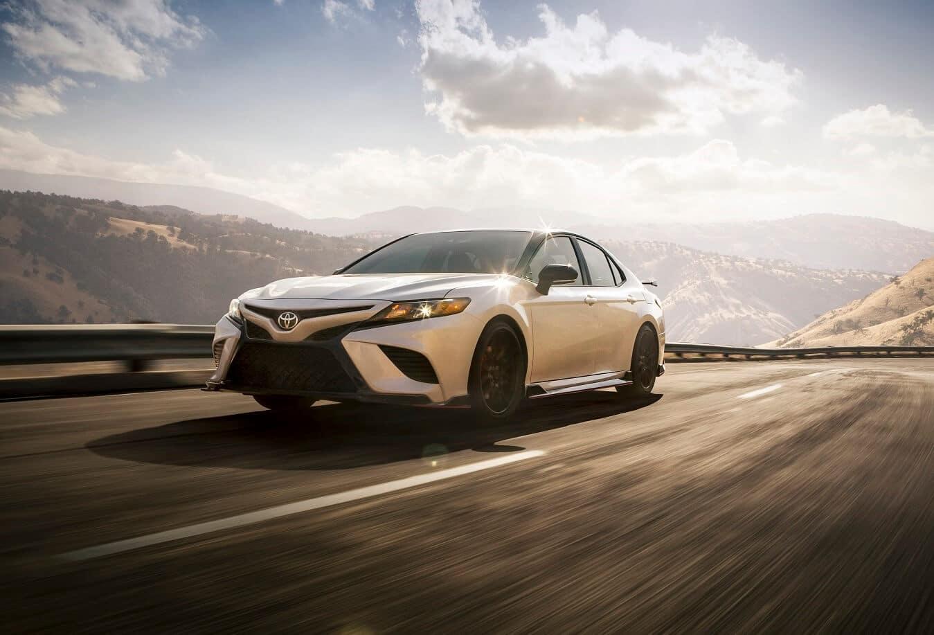 2020 Toyota Camry Engine Specs