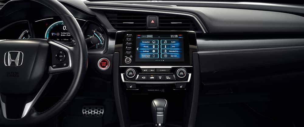 2020-Honda-Civic-Dash