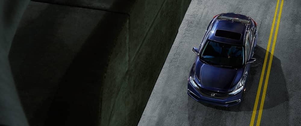 2020-Honda-Civic-Top-View