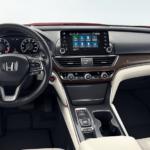 2020 Honda Accord interior technology