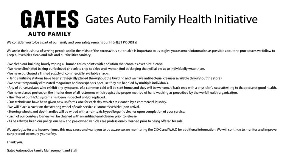 Gates Health Initiative