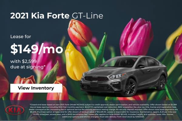 2021 Kia Forte