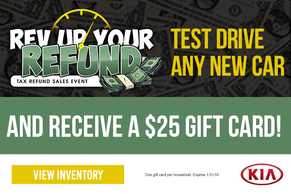 Rev-up your Refund