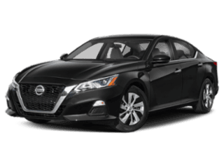 2019 Nissan Altima angled