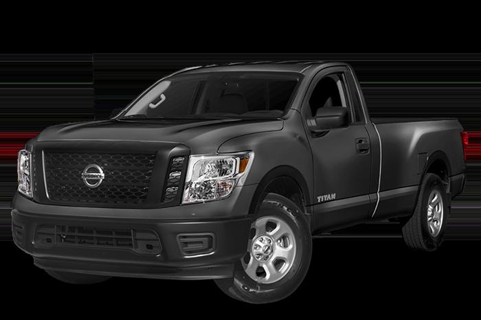 2019 Nissan Titan Black