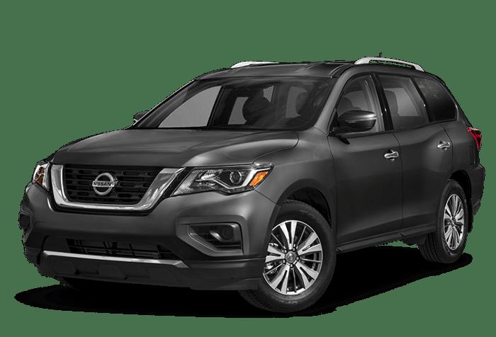 2020 Nissan Pathfinder Gray