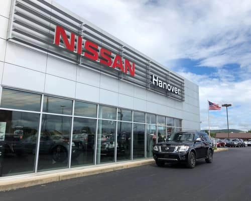 Dealership Image - Hanover-nissan-dealership-img