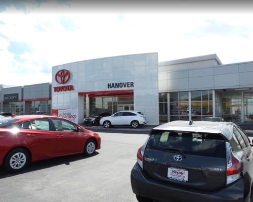 Dealership Image - Hanover-toyota-dealership-img