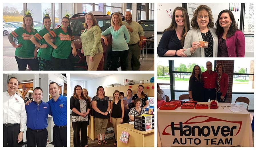 Hanover Auto team - Who We Are