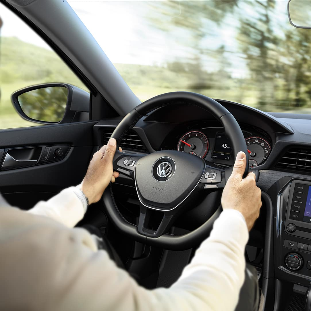 Hanover Volkswagen is a Volkswagen Dealership in Hanover near Reisterstown MD | Passat Interior