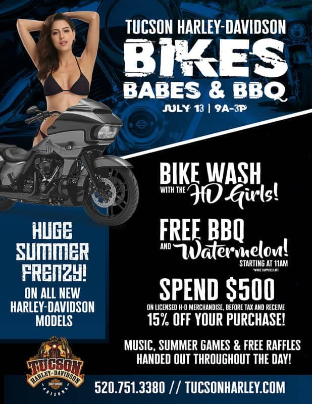 Bikes Babes and BBQ