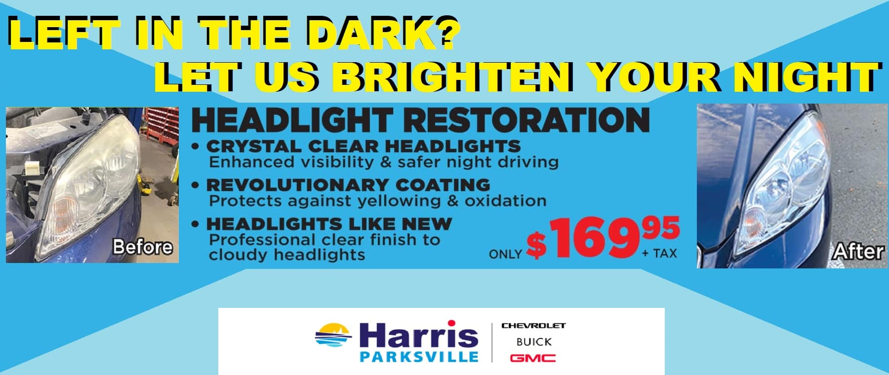 Headlight Service