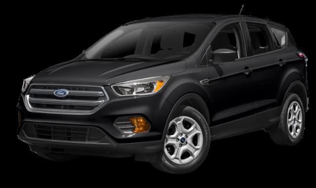2019 ford escape black exterior