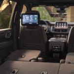 2021 chevy tahoe interior view